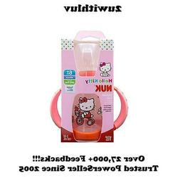 NUK Hello Kitty 5 Ounce Learner Cup with Silicone Spout