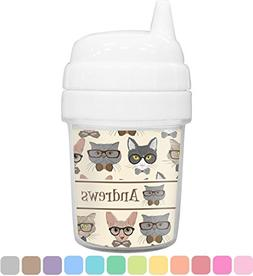 Hipster Cats Baby Sippy Cup