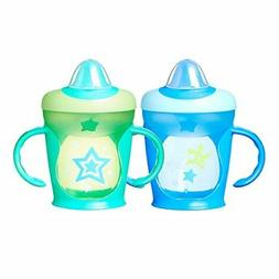 Tommee Tippee Hold Tight Baby Trainer Sippee Cup, Spill Proo