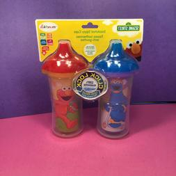 Munchkin Insulated Click Lock Sippy Cup 9+ Months Sesame Str
