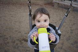 The Insulated Sippy TriMax Triple Insulated Sippy Bottle wit