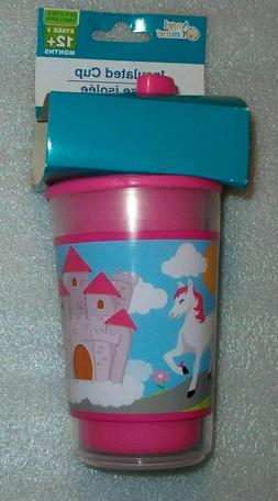 insulated spill proof sippy cup