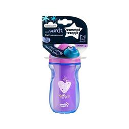 Tommee Tippee Insulated Straw Cup 12m+