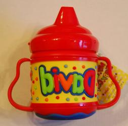 My Name Hailey sippy cup