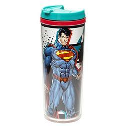 Zak Designs Justice League 7 oz. Insulated Travel Tumbler, S