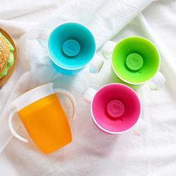 kids baby drinking cup sippy beaker no