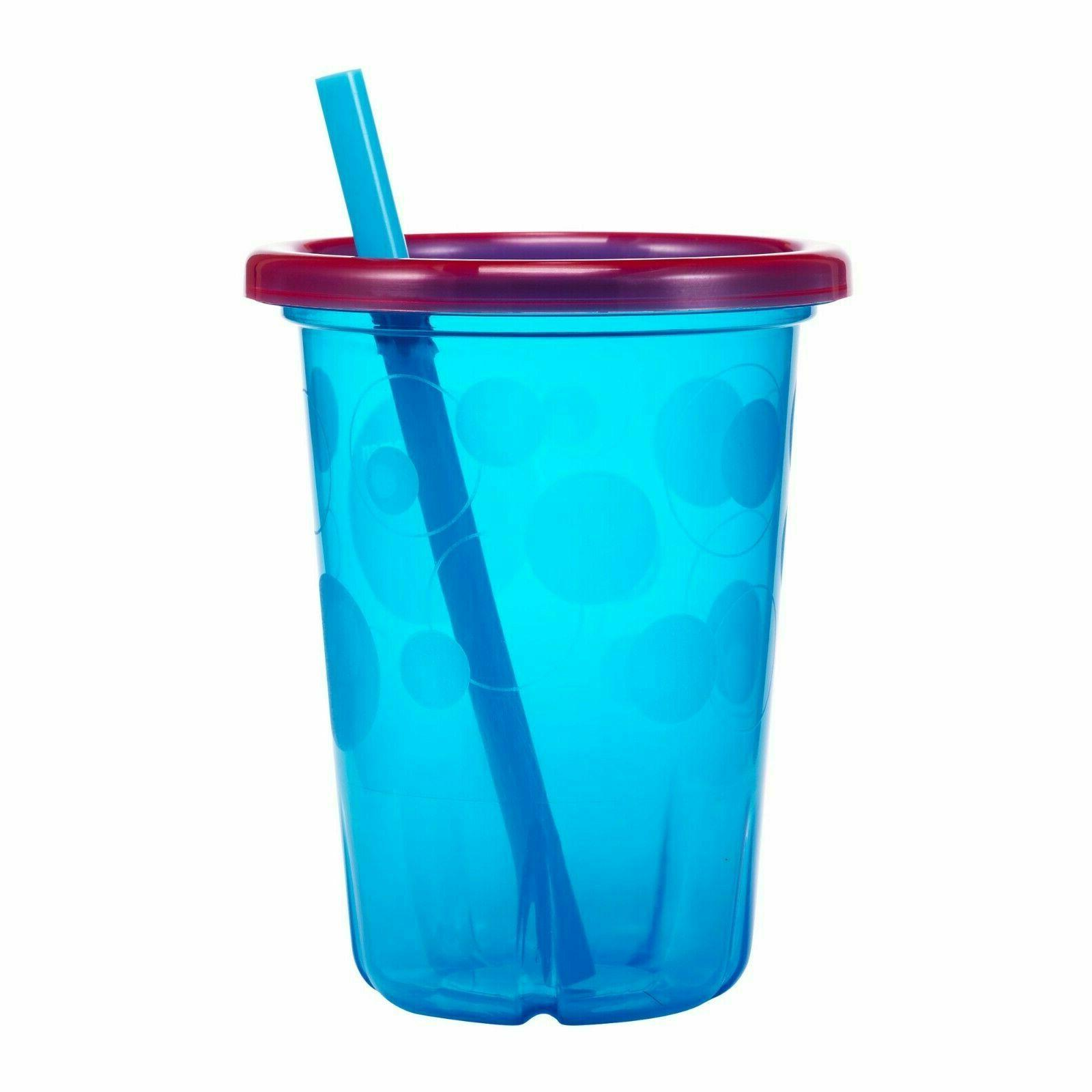 16 Spill Sippy with 10