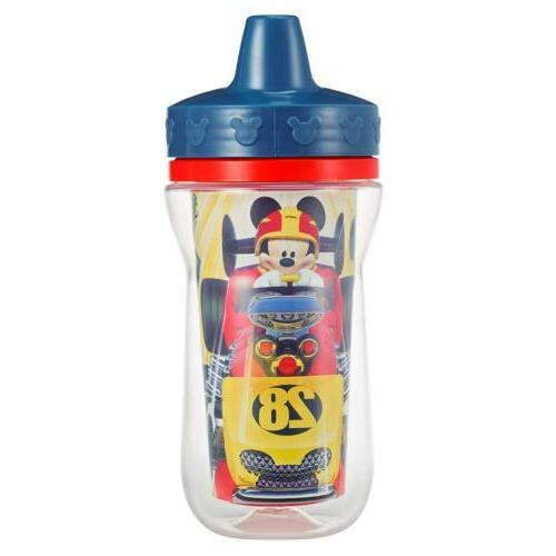The First Years Pack Sippy Cup, Mouse (Color and...