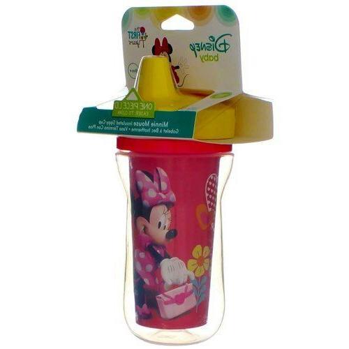 2 Disney   / Baby 9oz Insulated Free