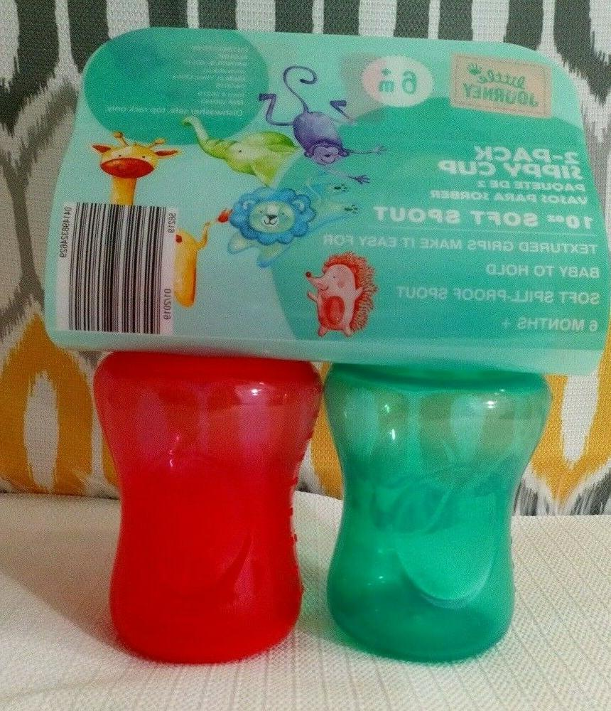 Little Sippy Cup Soft 6+ Red/