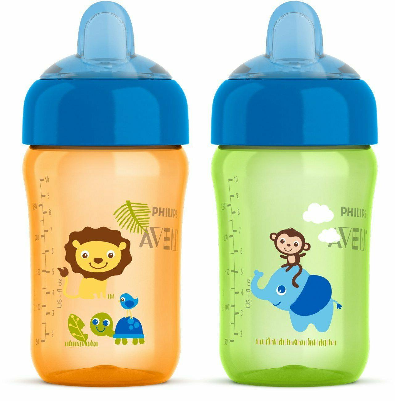 Philips Avent 2 My Sip N Click Sippy 12
