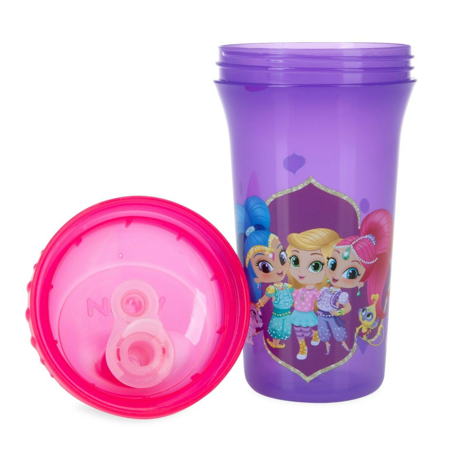 Nuby & No-spill Sippy Cups - Hard Spout