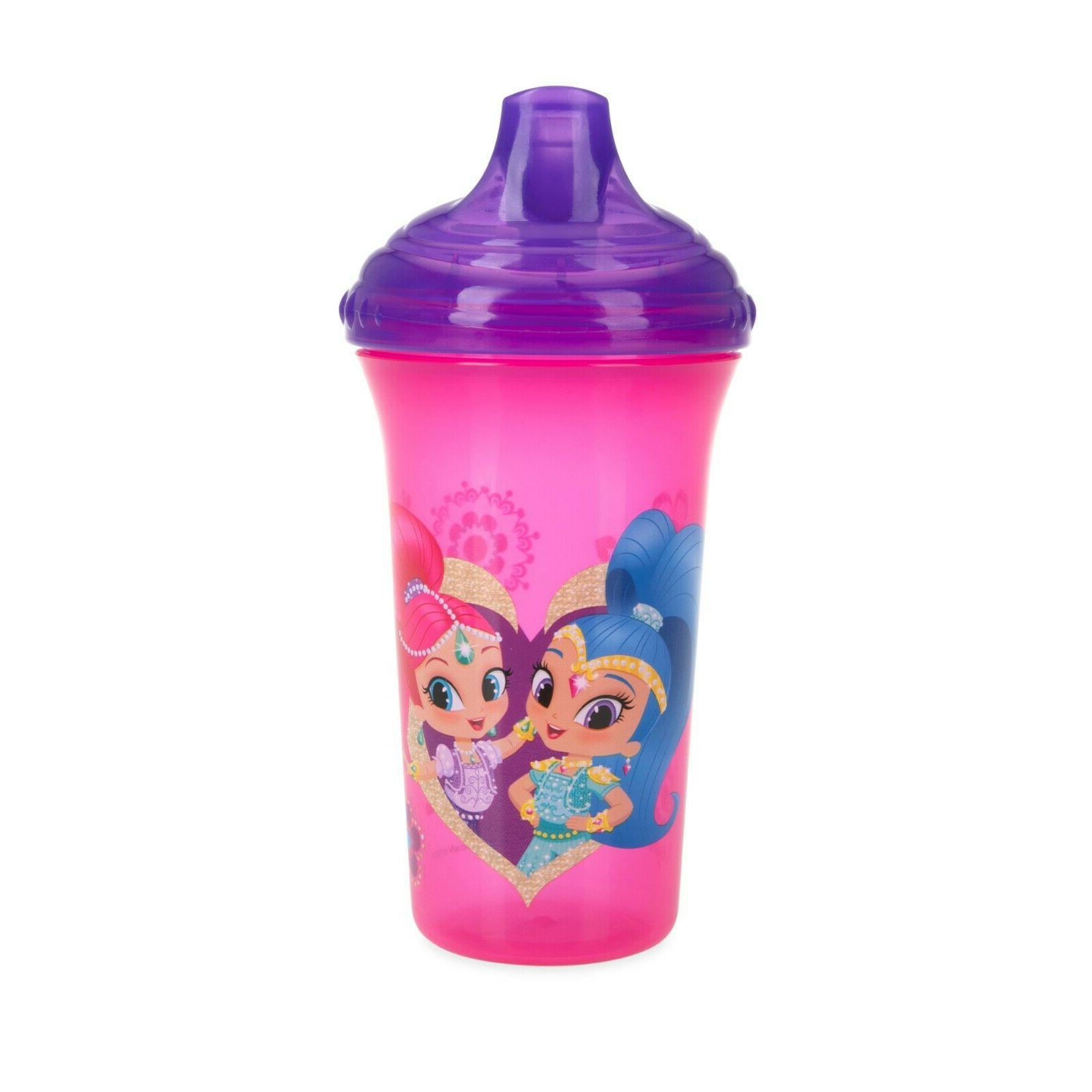 Nuby Nickelodeon & No-spill Easy Sippy Cups Spout