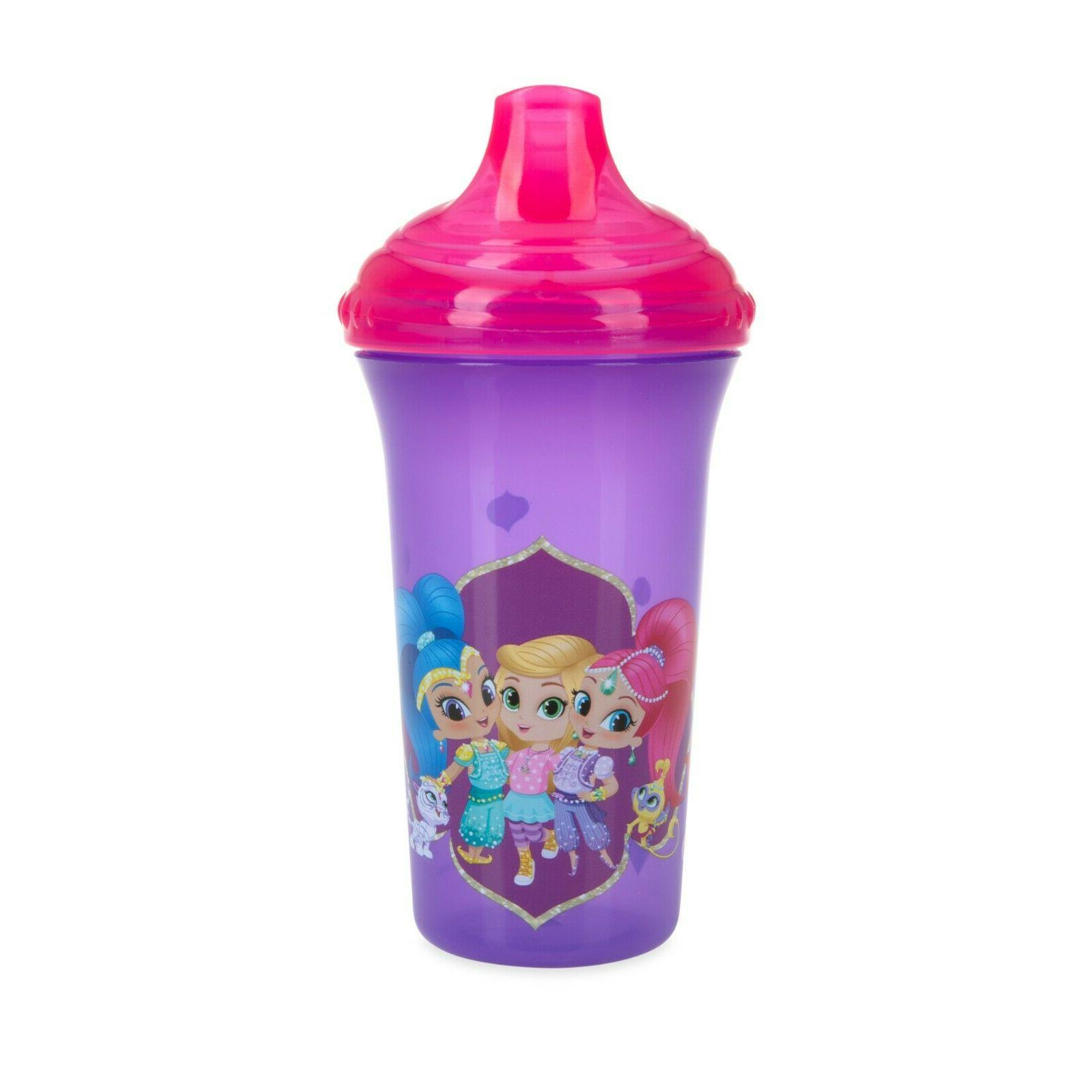 Nuby 3-Pack & Sippy