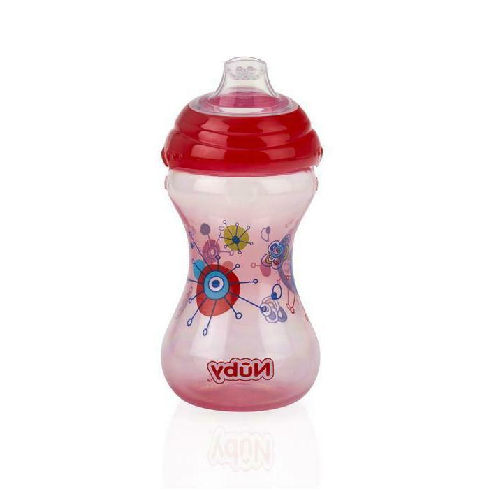 """Nuby """"Pinpoint"""" Spout Clik-It - 10 Ounce BPA"""