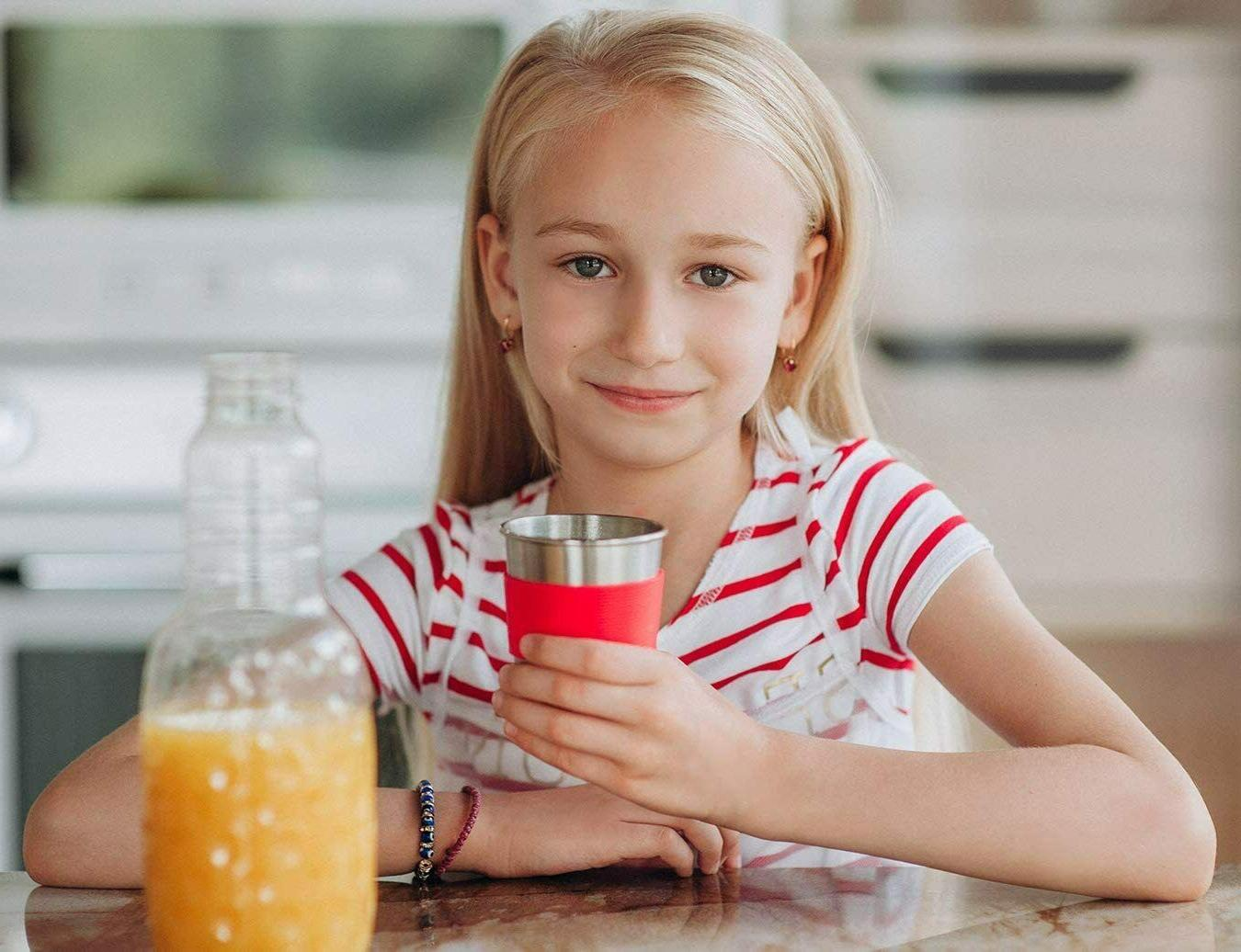 4pk Cups for Kids, Sippy Cup