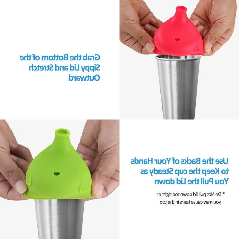 Any Cup Spill Reusable