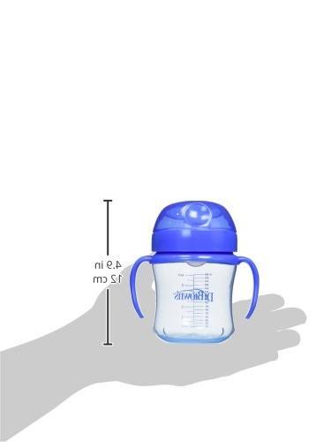 Dr. Brown's Soft-Spout Cup, 6 oz Blue, Single
