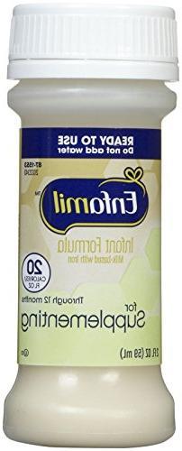 Enfamil for Supplementing Baby Formula - Nursettes - 2 oz -