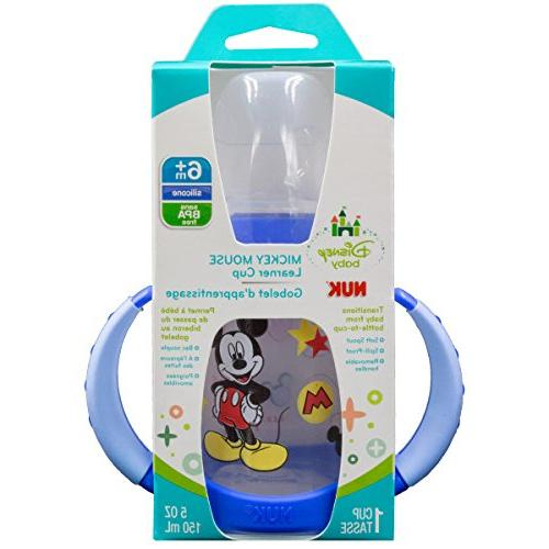 NUK Learner Cup, Mickey Mouse, 1pk
