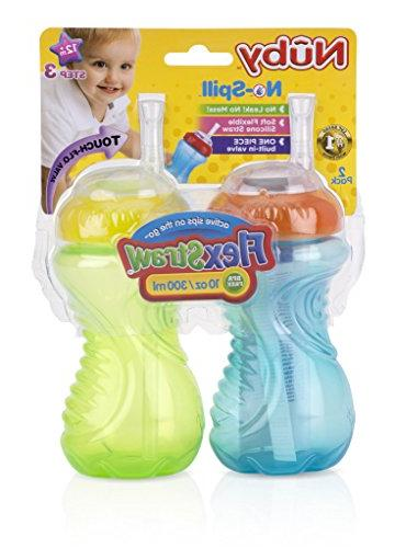 Nuby with Flex Ounce, Vary