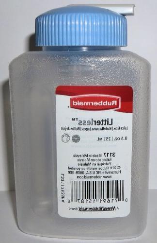 Rubbermaid Juice Box, Litterless, Sipp'N Serve 8.5 Oz / 250