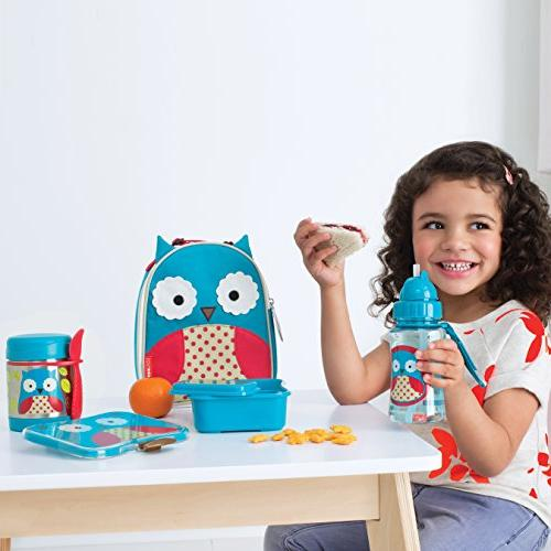 Skip Straw Cup, Toddler Transition Owl