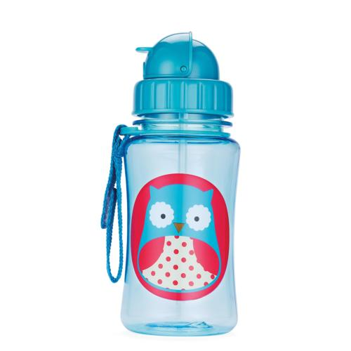 Skip Straw Toddler Sippy Cup, Owl