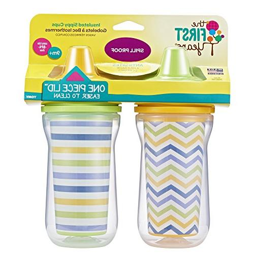 The 2 Piece Insulated Hard Spout Cup,