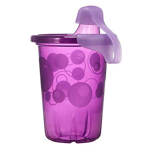 The First Sippy Ounce Pink