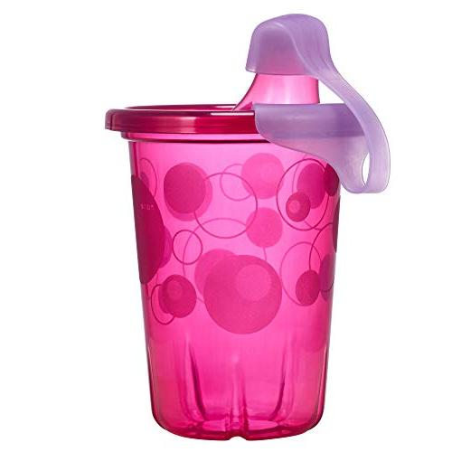 & Toss Spill-Proof Sippy Cups - Ounce