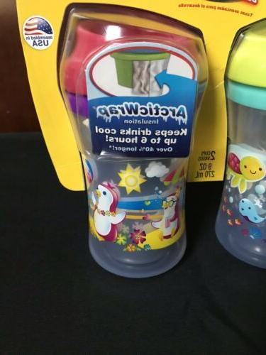 Gerber Hard Spout Sippy Cup 2 Pack 10oz