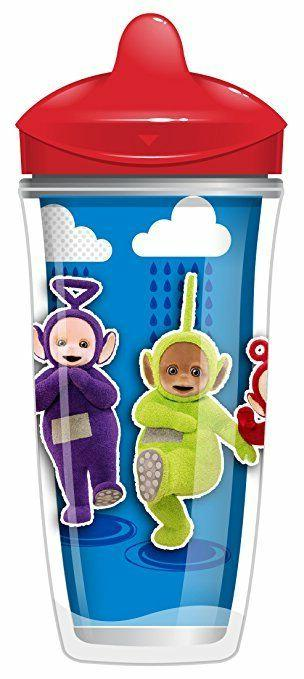 Baby Children Cup Straw Proof Insulated New