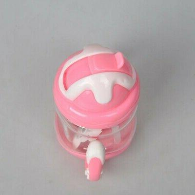 Baby Sippy Feeding Drinking Anti-Spil With Bottle