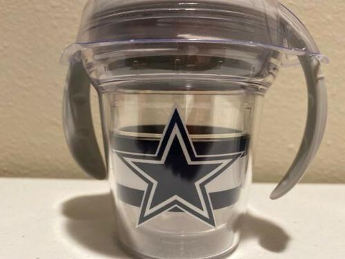 Tervis Toddler Sippy Cup Cowboys Gift BPA 9m