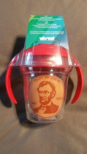 BABY TERVIS FIRST SIPPY MADE LINCOLN PENNY USA