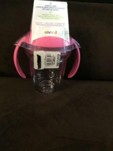 BABY TERVIS FIRST CLEAR with PINK NEW