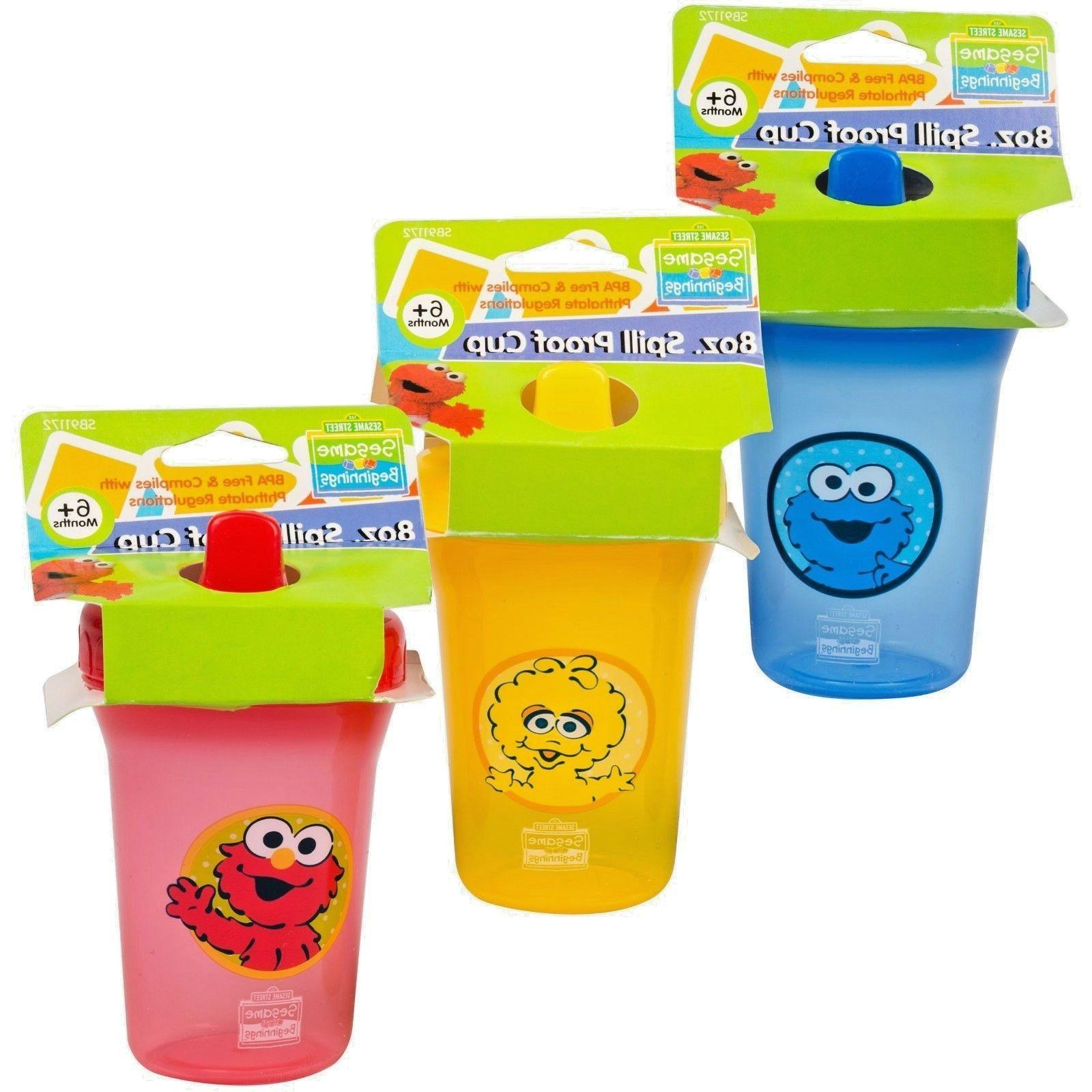 beginnings 8oz spill proof cup sippy cup