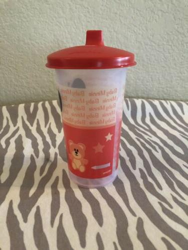 Tupperware Toddler Cup Seal Minnie New