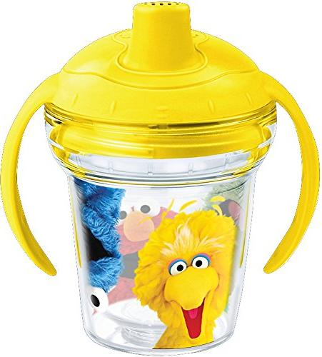big bird sippy cup
