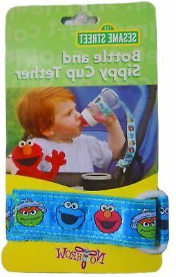 Sesame Street Sippy Cup Tether
