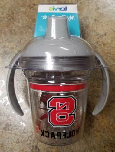 Brand NEW My Tervis Sippy Cup - Wolfpack