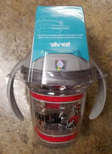 Brand Tervis Sippy Cup - NC Wolfpack