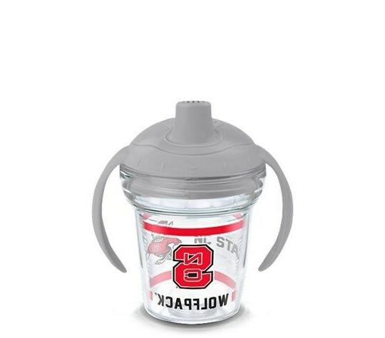 Brand NEW My Tervis Sippy NC State Wolfpack