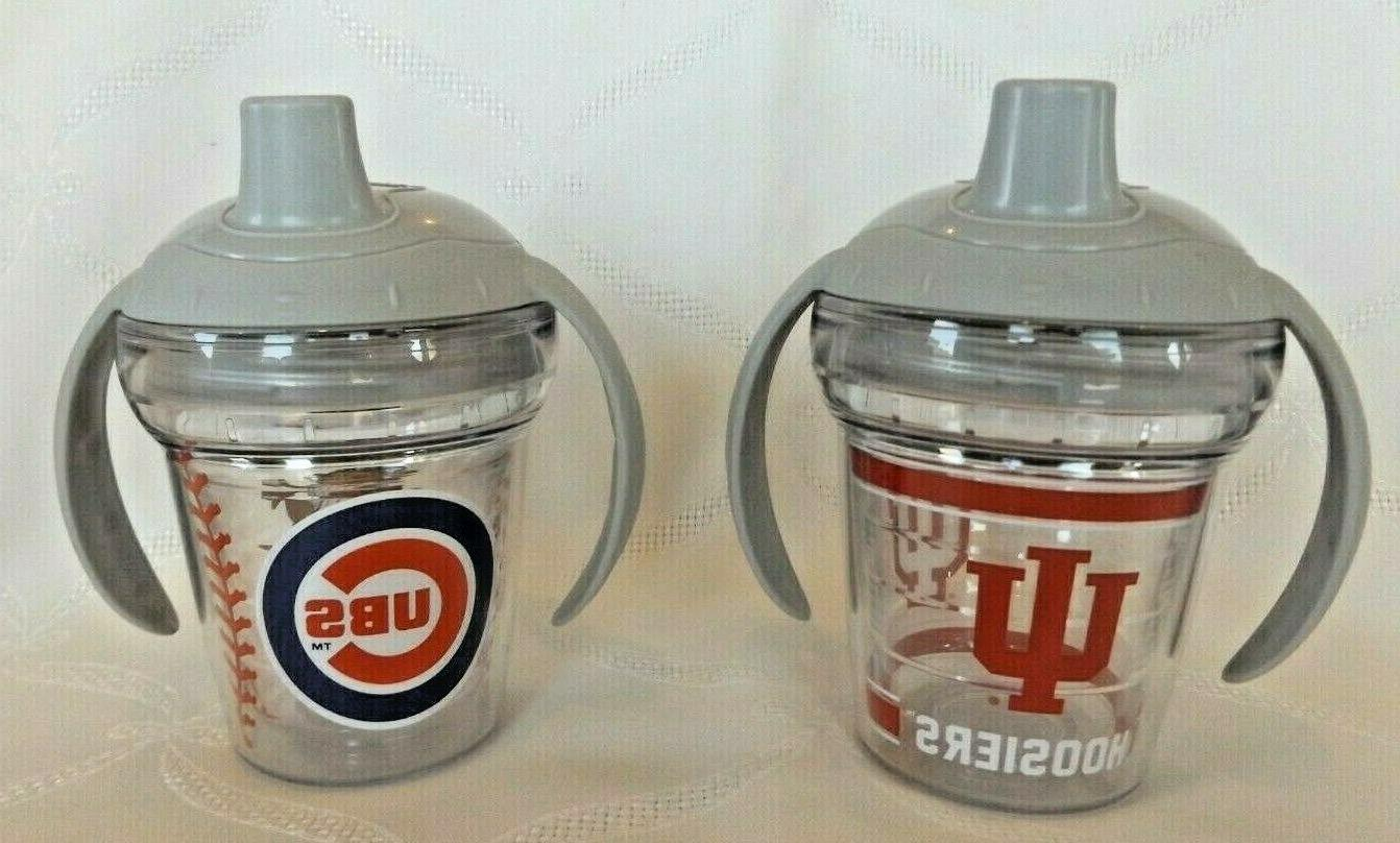 chicago cubs sippy cup with bear