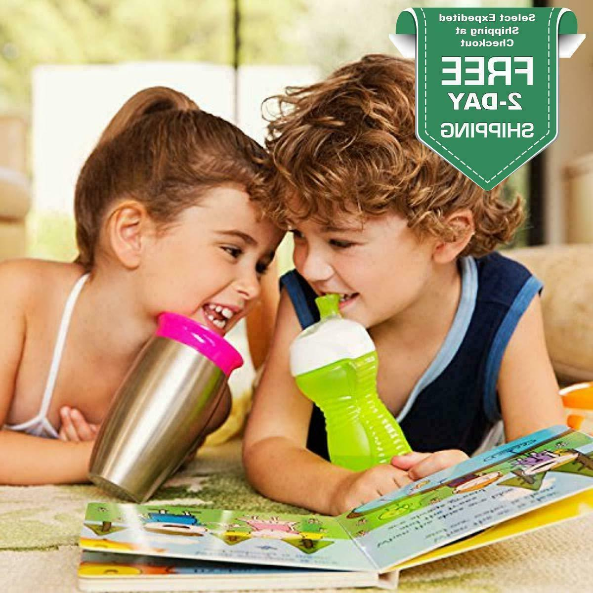 Click Lock Proof Sippy Cup 2 Blue.Green/BluePurple/Pink,Green