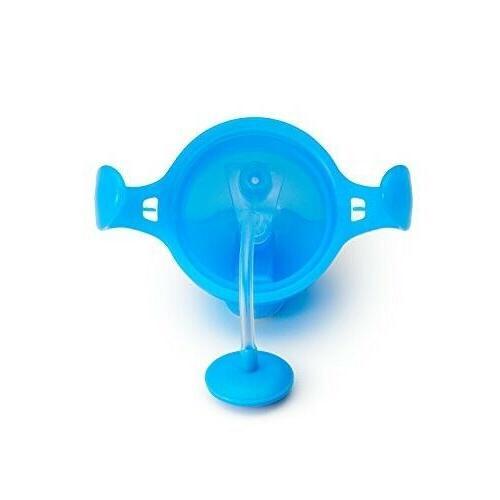 Munchkin Click Flexi Straw Blue, Ounce