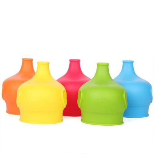 Creative Food Grade Silicone Make Most a Sippy
