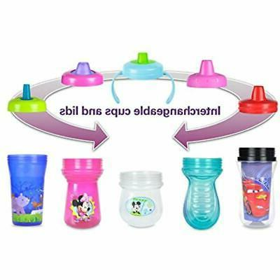 Cups Insulated Cups, Mickey Mouse, 9 Baby