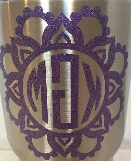 Custom Personalized Cup Monogram Toddler Cup